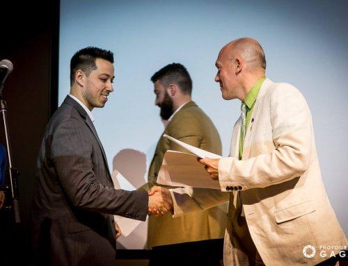 Solucycle remporte le prix coup de coeur du public – Bourse Jeune Entreprise 2017